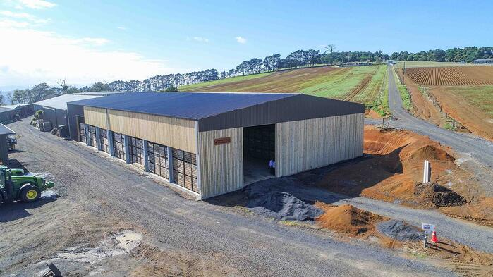 XL Structural Steel - Agricultural - Hinemoa Produce