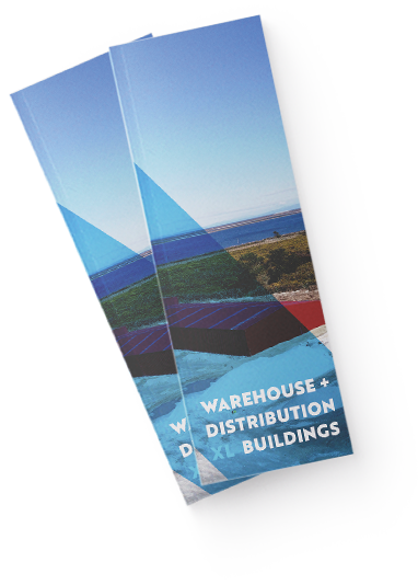 Warehouse & distribution building design brochure download