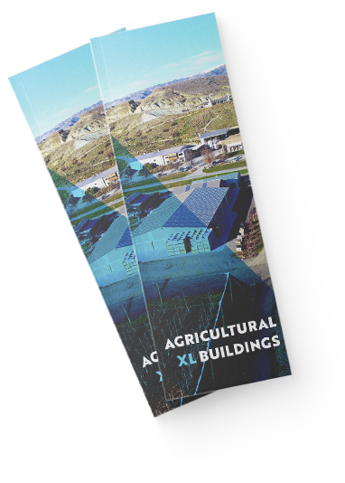 Agricultural sheds, download a free brochure today